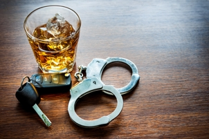 Whiskey, handcuffs and car keys - Murfreesboro DUI Attorney